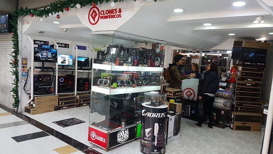 Clones y Periféricos | Tienda de PC Gamer en Colombia