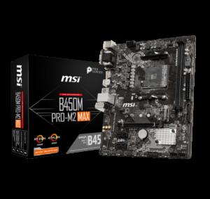 B450M Pro-M2 Max para AMD