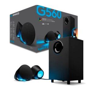 Parlantes Logitech G560 Gaming Luces Rgb