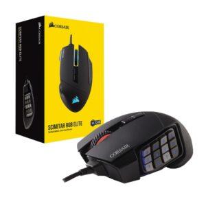 Mouse Gamer Corsair Scimitar Rgb Elite
